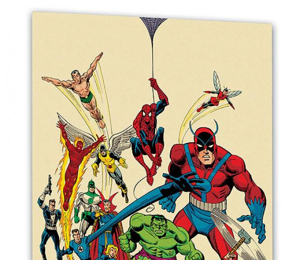 MARVEL LEGACY: THE 1960S-1990S HANDBOOK #0