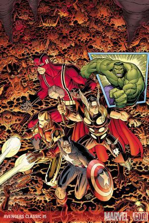 Avengers Classic (2007) #5