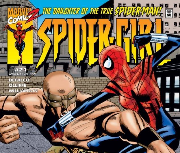 Spider-Girl (1998) #21