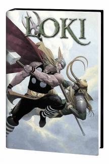 Loki (Hardcover)