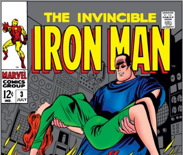 Iron Man (1968) #3