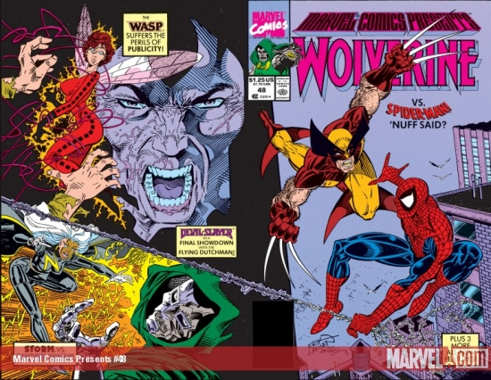 Marvel Comics Presents (1988) #48