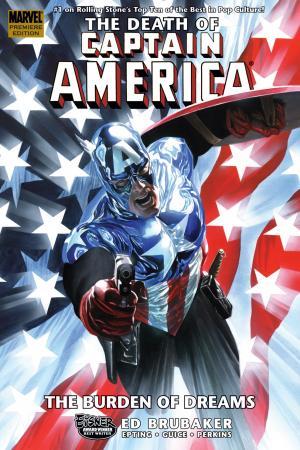 Captain America: The Death of Captain America Vol. 2 Premiere (Hardcover)