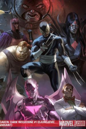 Daken: Dark Wolverine #1  (DJURDJEVIC VARIANT)