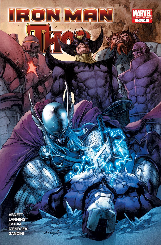 Iron Man/Thor (2010) #3