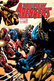 New Avengers (2004) #19