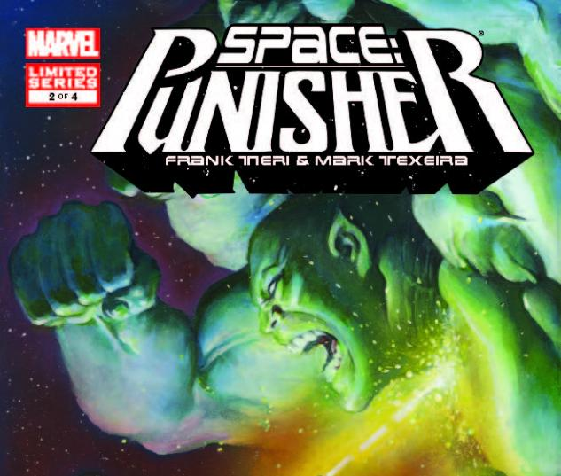 SPACE: PUNISHER 2 (WITH DIGITAL CODE)