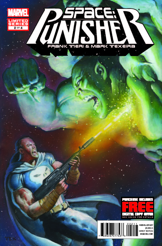 Space: Punisher (2011) #2