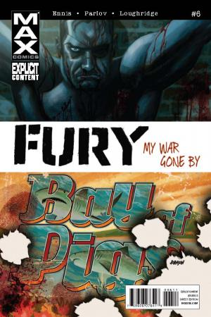 Fury Max (2011) #6