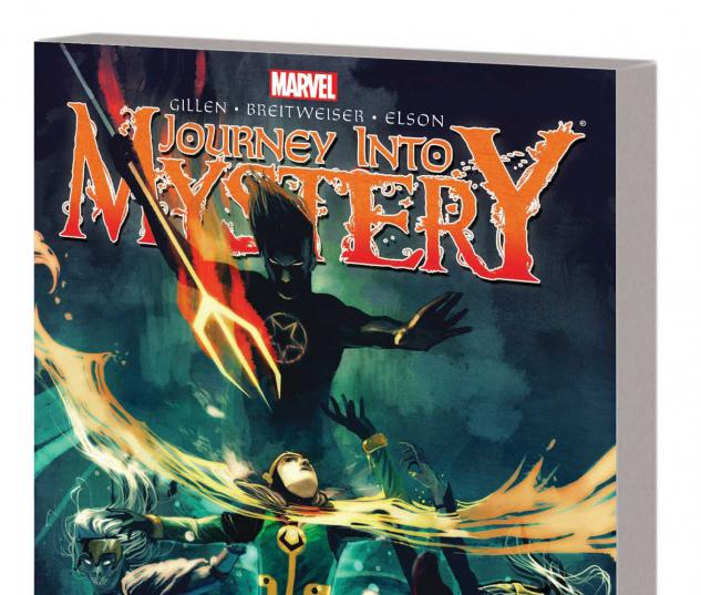 JOURNEY INTO MYSTERY VOL. 3: THE TERRORISM MYTH TPB (COMBO)