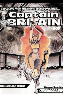 Captain Britain (1985) #8
