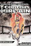 Captain Britain (1985) #8 Cover