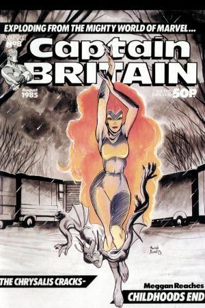 Captain Britain #8