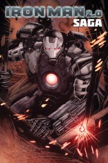 Iron Man 2.0 Saga (2011) #1
