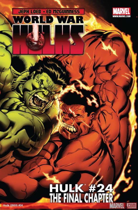 Hulk (2008) #24
