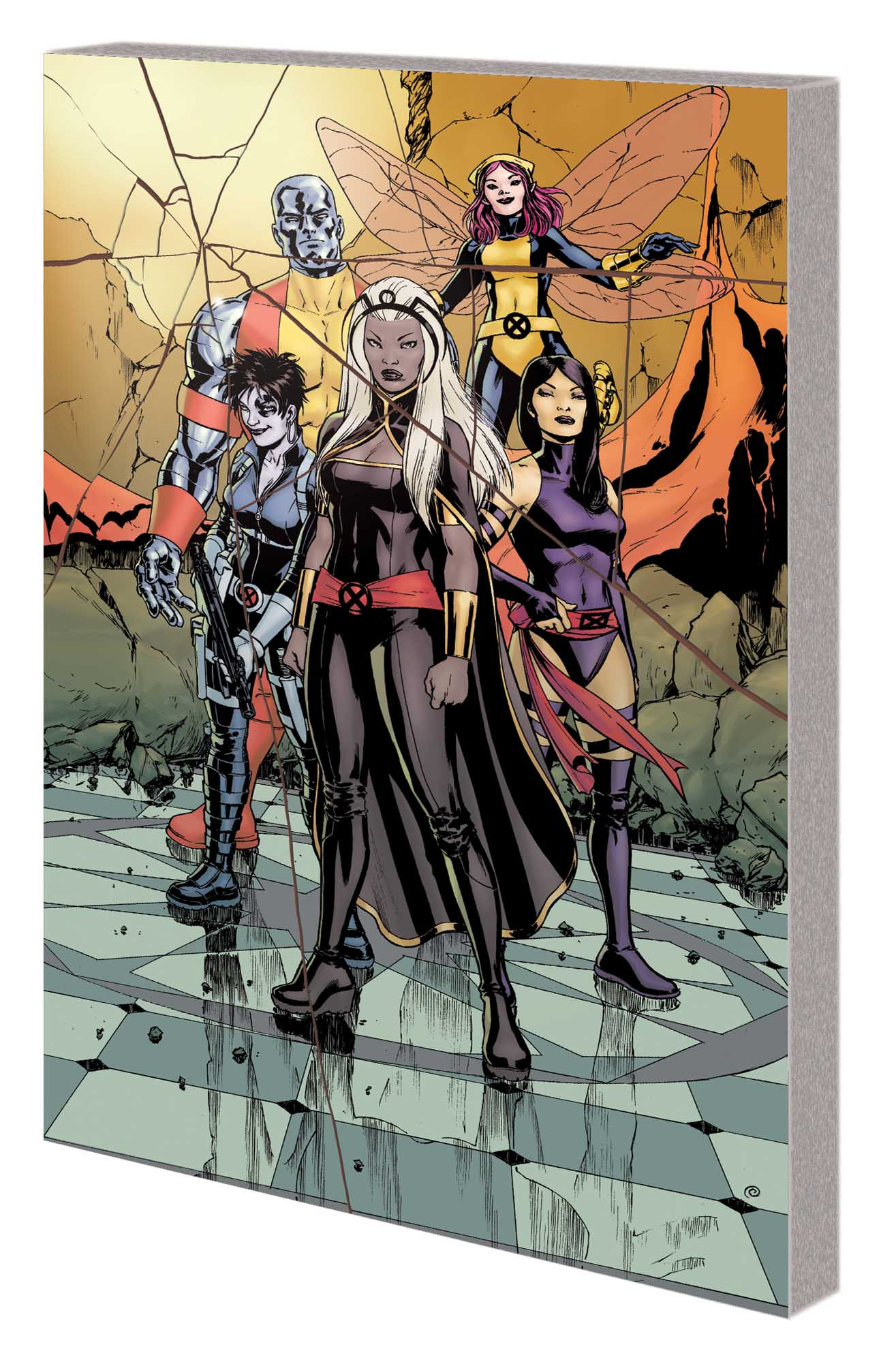 X-Men: (Issues 34-38) (Trade Paperback)