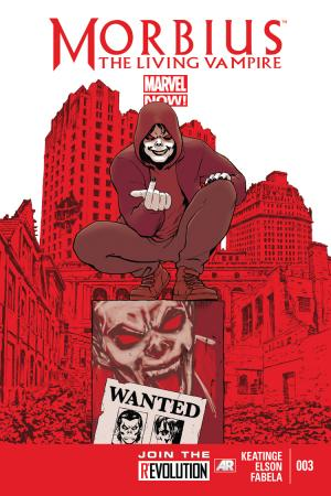 Morbius: The Living Vampire #3