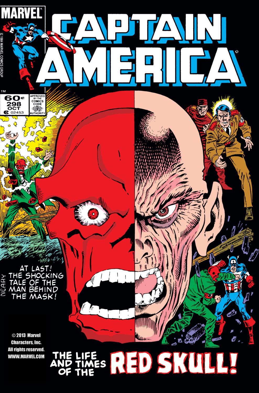 Captain America (1968) #298