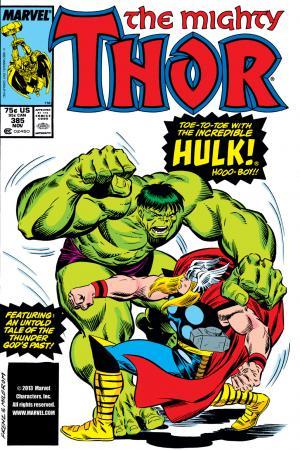 Thor (1966) #385