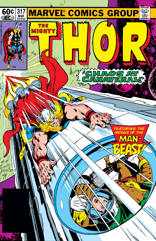 Thor (1966) #317