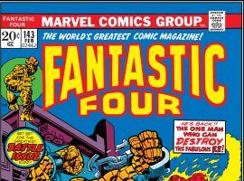 Fantastic Four (1961) #143 Cover