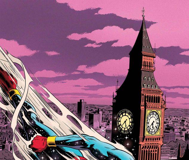 Miracleman (2014) #3 Rivera Variant Cover