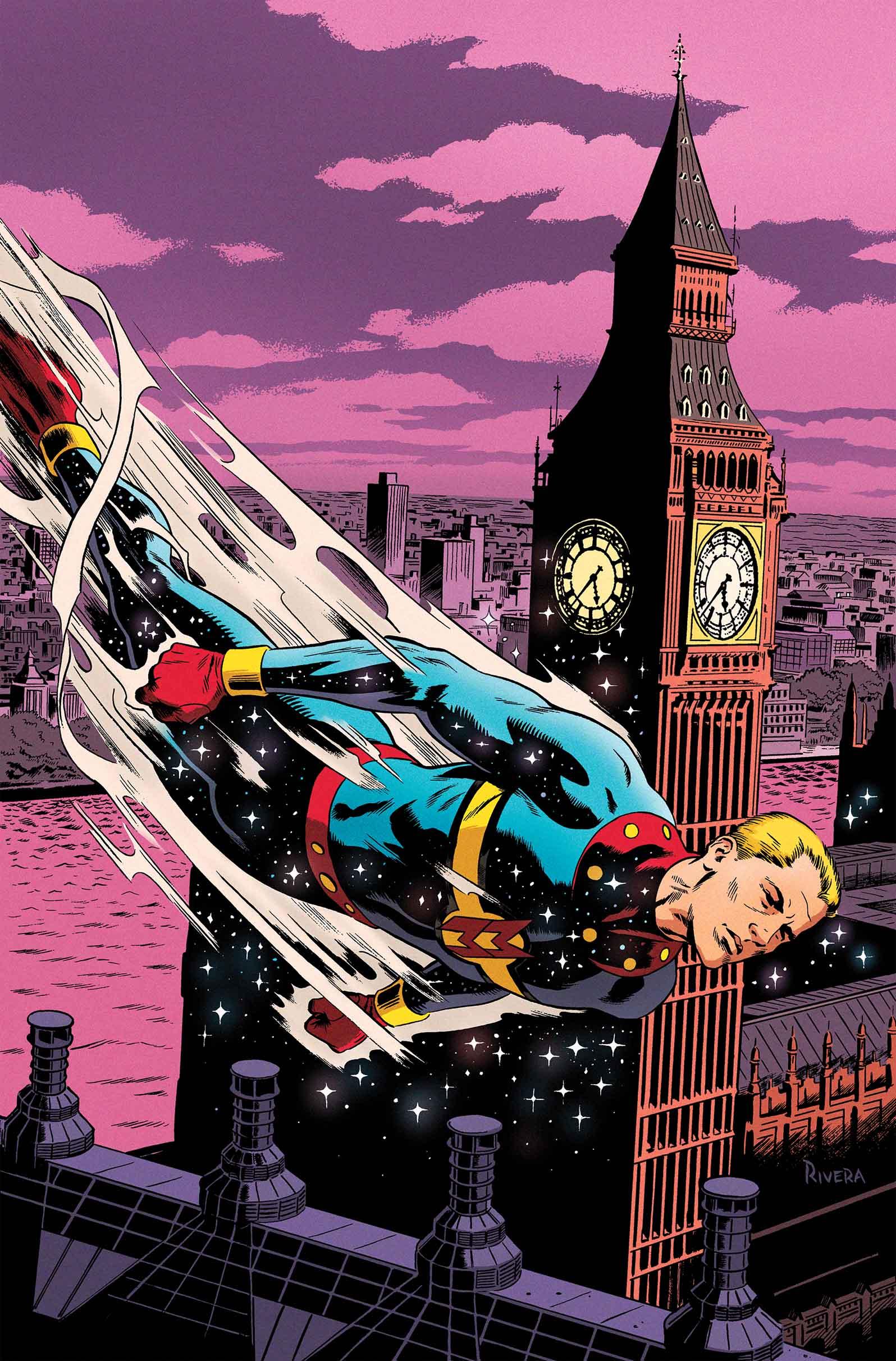 Miracleman (2014) #3 (Rivera Variant)