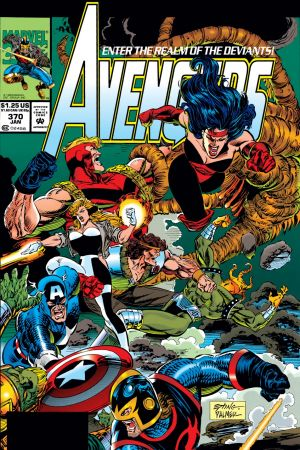 Avengers (1963) #370