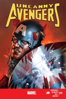 Uncanny Avengers (2012) #15
