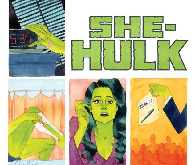 SHE-HULK 2 (ANMN)