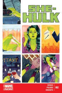 She-Hulk (2014) #2