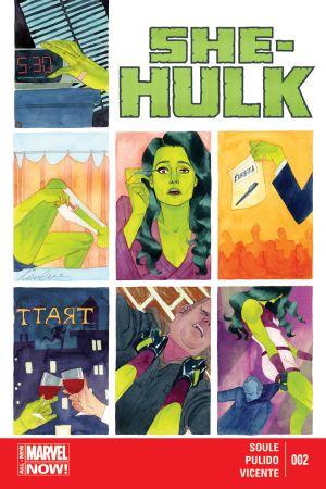 She-Hulk  #2