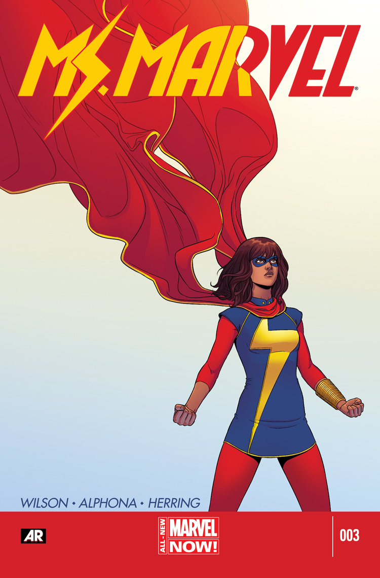 Ms. Marvel (2014) #3