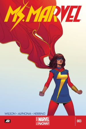 Ms. Marvel (2014) #3