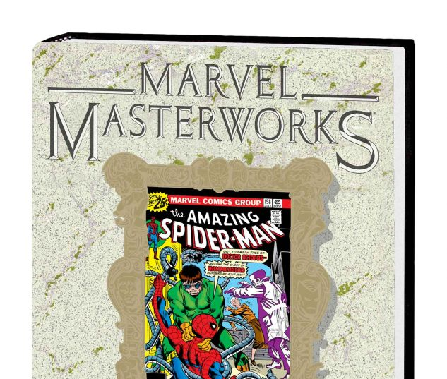 MARVEL MASTERWORKS: THE AMAZING SPIDER-MAN VOL. 16 HC VARIANT (DM ONLY)
