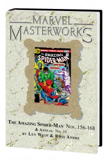 Marvel Masterworks: The Amazing Spider-Man (Hardcover)
