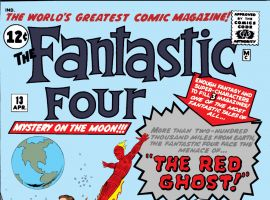 Fantastic Four (1961) #13 Cover