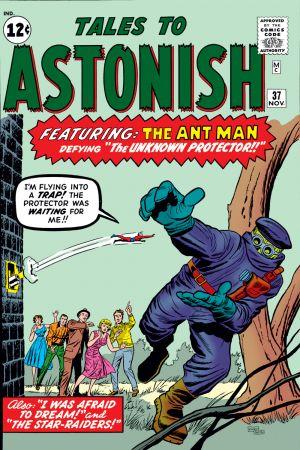 Tales to Astonish (1959) #37