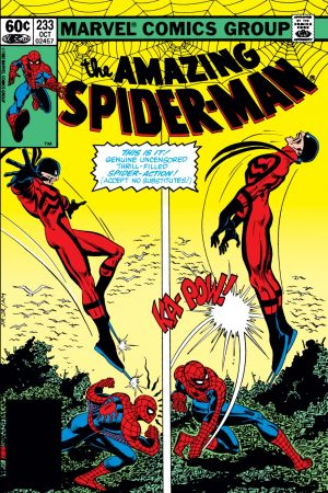 The Amazing Spider-Man (1963) #233