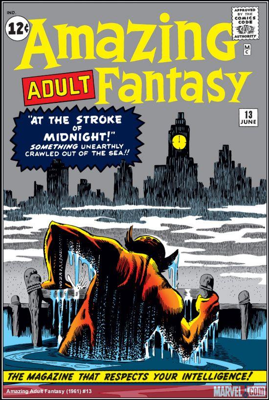 Amazing Adult Fantasy (1961) #13