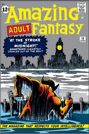 Amazing Adult Fantasy #13