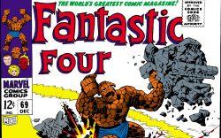 Fantastic Four (1961) #69 Cover