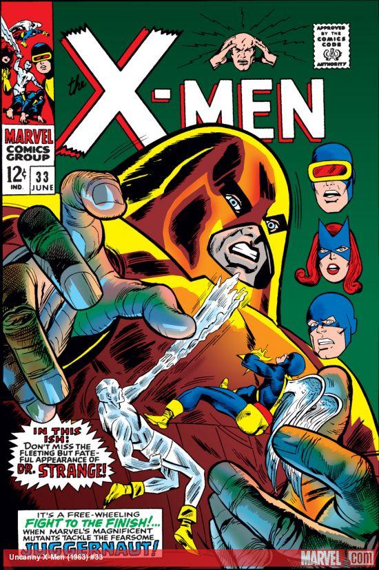 Uncanny X-Men (1963) #33