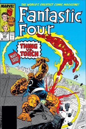 Fantastic Four (1961) #305