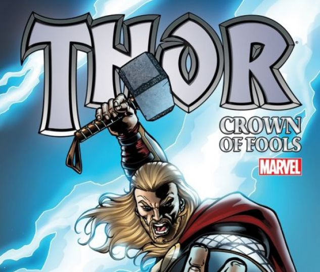 Thor: Crown of Fools (2013) #1