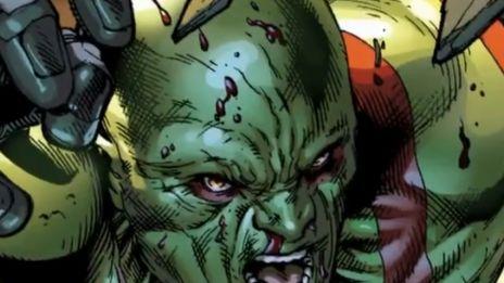 Marvel AR: GOTG #3 Cover Recap