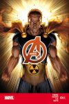 AVENGERS 34.1 (WITH DIGITAL CODE)