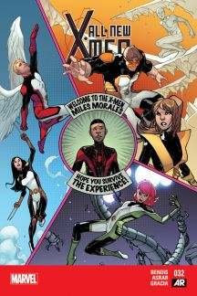 All-New X-Men #32
