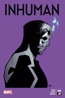 Inhuman (2014) #8
