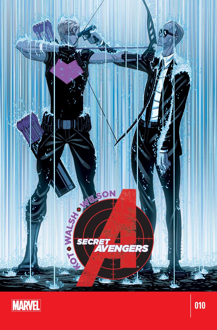 Secret Avengers (2014) #10